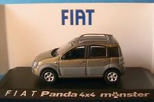 FIAT PANDA 4X4 MONSTER METAL DARK BEIGE NOREV 773090