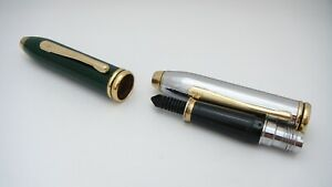 CROSS TOWNSEND PEN PARTS, TWO CAPS AND ONE SECTION, MADE IN USA