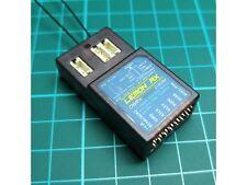 Receptor de 7 canales Limón Rx DSMX Completa Gama telemetría + Diversity Antena + ppm