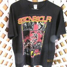 Stone Sour House of Gold & Bones Graphic Tee Shirt XL