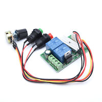 Speed Reversible New Motor Pwm 6/12/24v 6v~24v Regulator Controller 3a 12v Dc