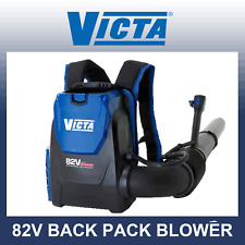 Victa 82V Cordless Back pack Blower Skin Only -  FREE SHIPPING!