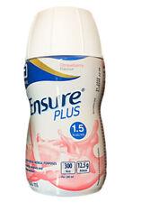 Ensure Plus Nutrition Drink Supplement Flavours 200ml