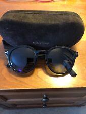 dc4d50f3829 Tom Ford Mens Sunglasses Luncho Black