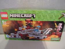 Die Nether Chemin de fer 21130 LEGO Minecraft