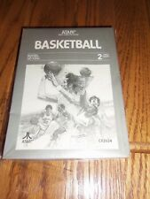 Basketball (Atari 2600, 1977) NEW **GRAY BOX**