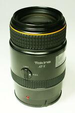 Tokina AT-X   Macro-Objektiv 2,8/100  mit Sony / Minolta A-Bajonett  ( Makro )
