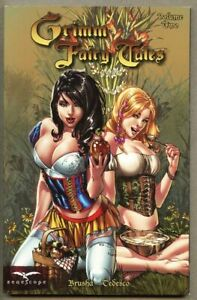 GN/TPB Grimm Fairy Tales Volume Two 2010 fn 6.0 3rd Variant cover