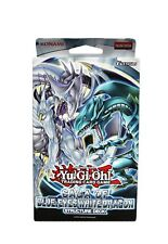 Yu-Gi-Oh Saga of Blue Eyes White Dragon Structure Deck - Factory Sealed