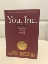 You, Inc.: The Art of Selling Yourself-ExLibrary Author Signed Copy