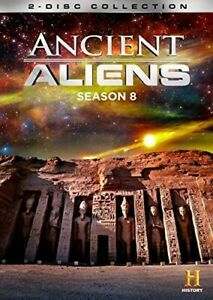 Ancient Aliens: Season 8 [New DVD] 3 Pack
