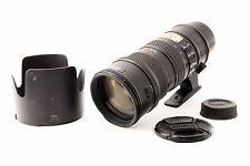 NIKON AF-S NIKKOR 70-200mm F2.8G ED VR #101 Lens RefNo 127196