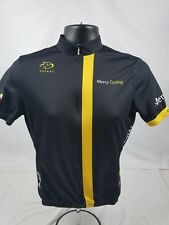 Primal Mercy Hospital Men's Jersey Men's Size Medium Black