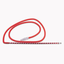 The 75'' Laser Red Washable Hookah Hose Lounge Hookah Hose with a Long Handle