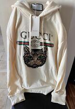 SALE! Gucci Mystic Cat Hoodie Sweatshirt