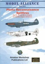 Model Alliance 1/72 photo reconnaissance Merlin/Griffin moteur Spitfire # 72132