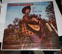 I Walk The Glory Road Redd Harper 1960 Mr. Texas Rare Signed Country Gospel