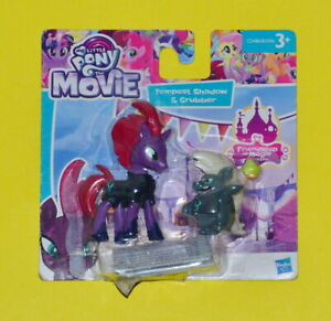 My Little Pony: The Movie - Tempest Shadow and Grubber Figures