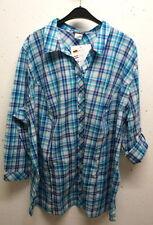 Camisas y tops de mujer de manga larga blusa de color principal multicolor