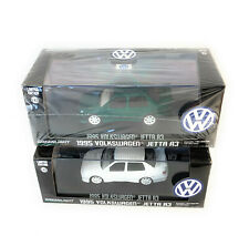 Greenlight 1:43 Scale 1995 Volkswagen Jetta A3 RARE CHASE and Regular car bundle