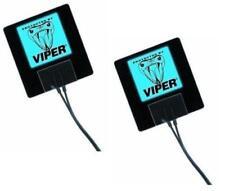 Viper 620 V Azul Pegatina de Alarma Parpadeante Alarmas Viper o mobiliario universal 1 Par