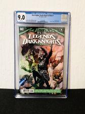 Dark Nights Death Metal LOTDK #1 CGC 9.0 Comic 1st Robin King