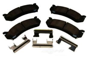 Disc Brake Pad Set Front ACDelco GM Original Equipment 171-670
