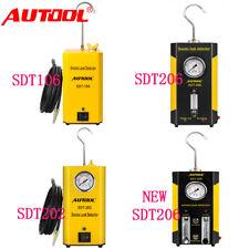 AUTOOL Car Smoke Leak Detector Pipeline EVAP Tester Diagnostic Machine US STOCK!