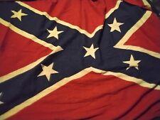 Vintage Southern rebel battle flag. Rockabilly. Dixie. CSA.