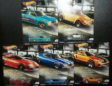 Hot Wheels Cruise Boulevard Lot de 5 (NG74-75-76)