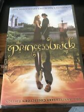 The Princess Bride New Dvd Sealed 20th Anniversary Collector's Edition