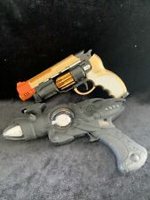 Space Cowboy Light Up / Movement Sound Toy Laser Superior Pistol 3302 & Other