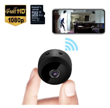 Mini Spy Camera WiFi Wireless Hidden Video Camera 1080P HD Small Home Security