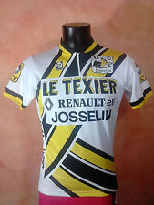 T-SHIRT  MAILLOT CYCLISTE TAILLE 2  SPONSOR BRETON