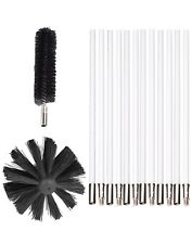 Dryer Vent Cleaning Kit - Lint Remover - Extends Up To 12 Ft -Power Drill