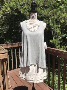 Gilligan & OMalley Sleepwear Tank Top sleep shirt Size Large