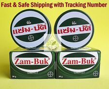2 x 36 grams ZAM BUK Herbal Ointment Balm Insect Itch Mosquito Bites Pain Relief