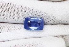 3.23 Ct Fine Natural Srilanka Blue Sapphire Loose GemStone