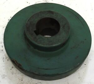 """WOODS 10S 1 7/8"""" SLEEVE COUPLING FLANGE, 1 7/8"""" BORE, MAX RPM 3600"""