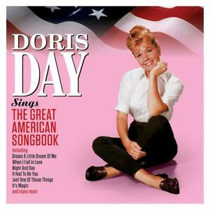 Doris Day GREAT AMERICAN SONGBOOK Best Of 40 Classic Songs ESSENTIAL New 2 CD