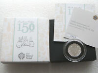 2016 Great Britain Beatrix Potter Piedfort 50p Fifty Pence Silver Proof Coin