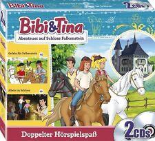 Bibi und Tina - Abenteuer auf Schloss Falkenstein (Folge 40 + 66)