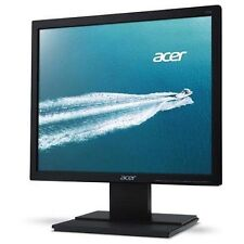 """Acer V176L b 17"""" Monitor, w/ Power & VGA Cables, 1280 x 1024, New"""