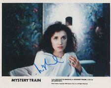 "Nicoletta Braschi ""Mystery Train"" Autogramm signed 20x25 cm Bild"