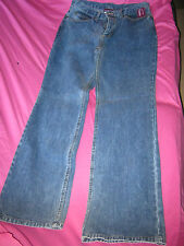 ladies stretch blue jeans NWT from suzannegrae. size 12