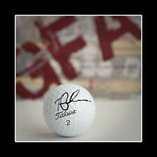 Tom Lehman *PGA Champion* Signed Autograph Titleist Golf Ball T5 COA GFA