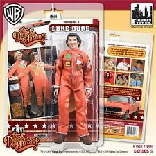 Dukes of Hazard 8 inch retro action fig   Series 3: Luke Duke (Racing Jumpsuit)