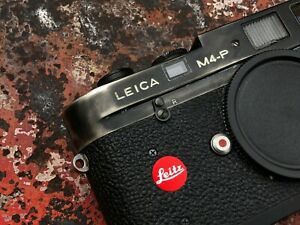 Leica M4-P CLA - 6 Months of Warranty - Vintage Style