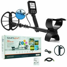 Nokta 11000622 Makro Simplex+Metal Detector with Wireless Headphones