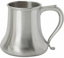 More details for mens pewter tankard mary rose design engravable 1 pint ideal gift